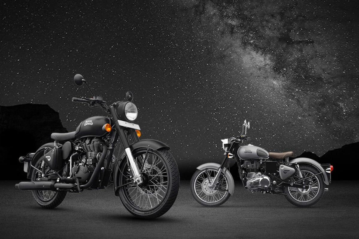 Royal Enfield Updates Mid-Size Classic 500 Motorcycles