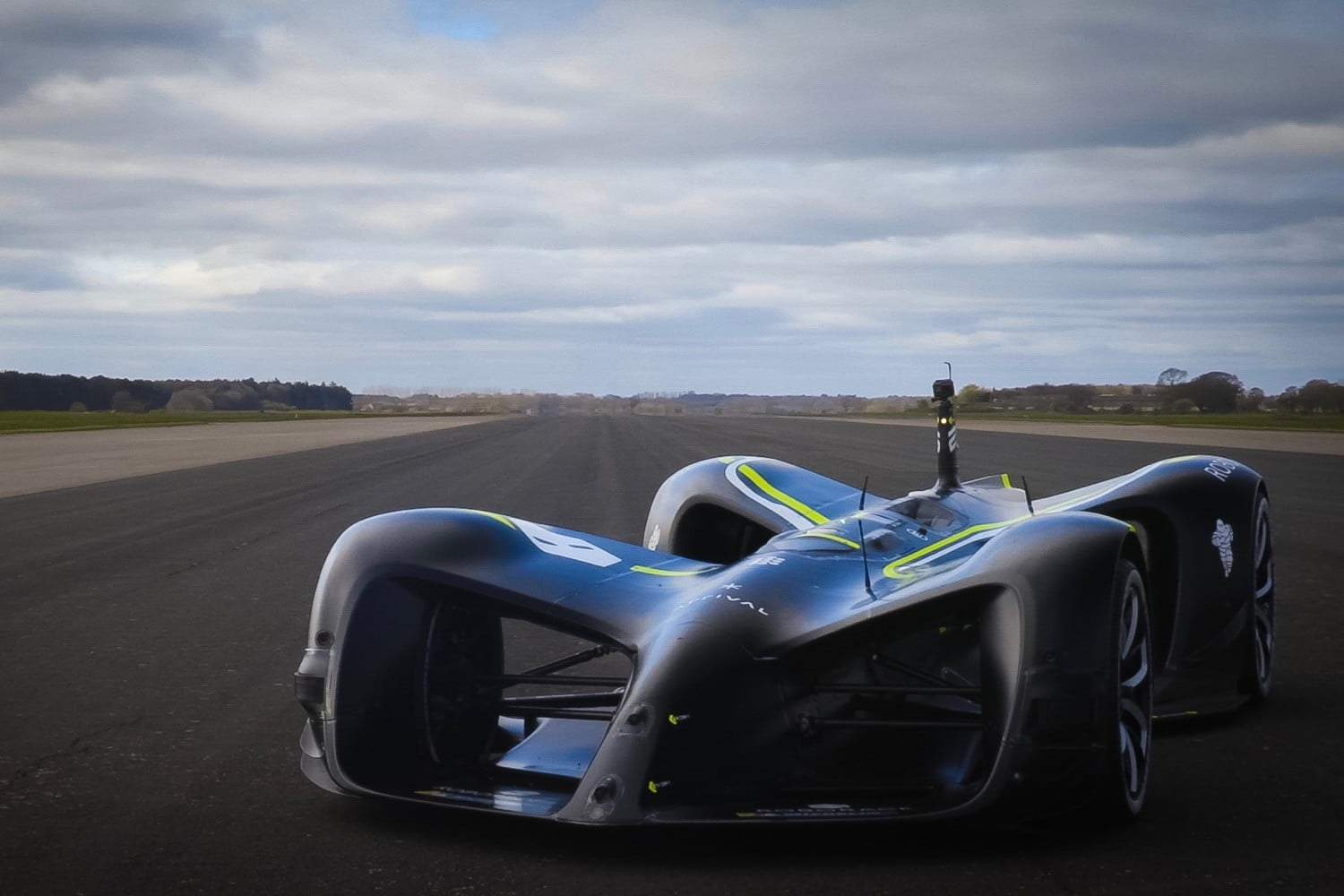Fastest Car In The World >> This Missile On Wheels Is The World S Fastest Self Driving