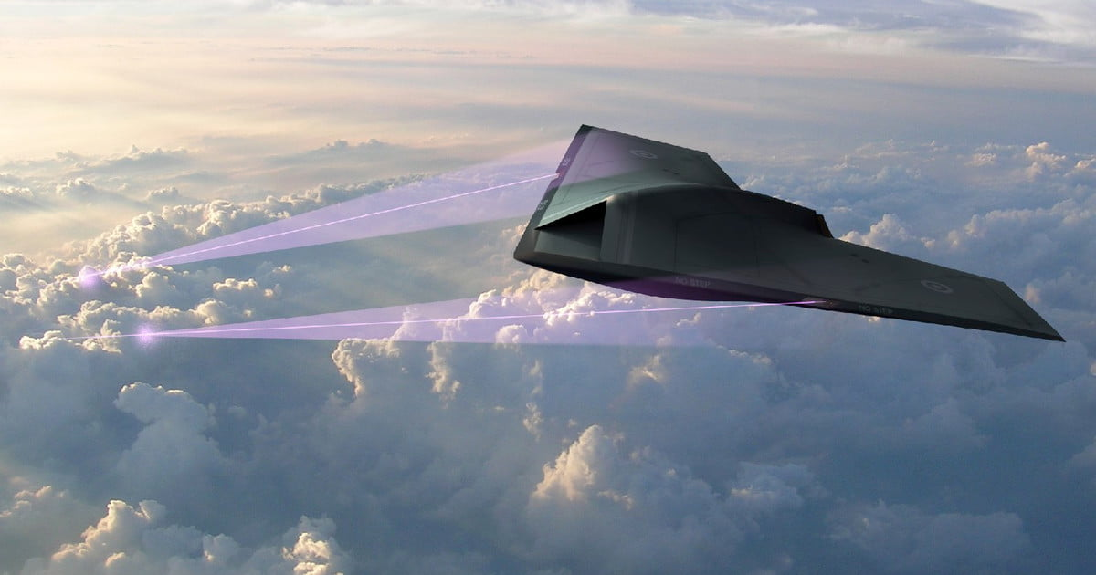 Laser Measures Jet Velocity by Bouncing off Air Molecules