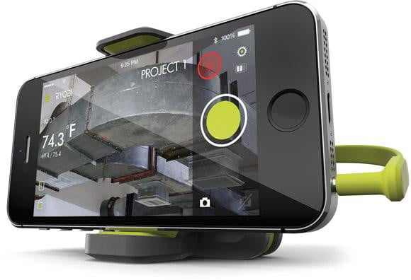 Transform your smartphone into the ultimate power tool with Ryobi Phone Works