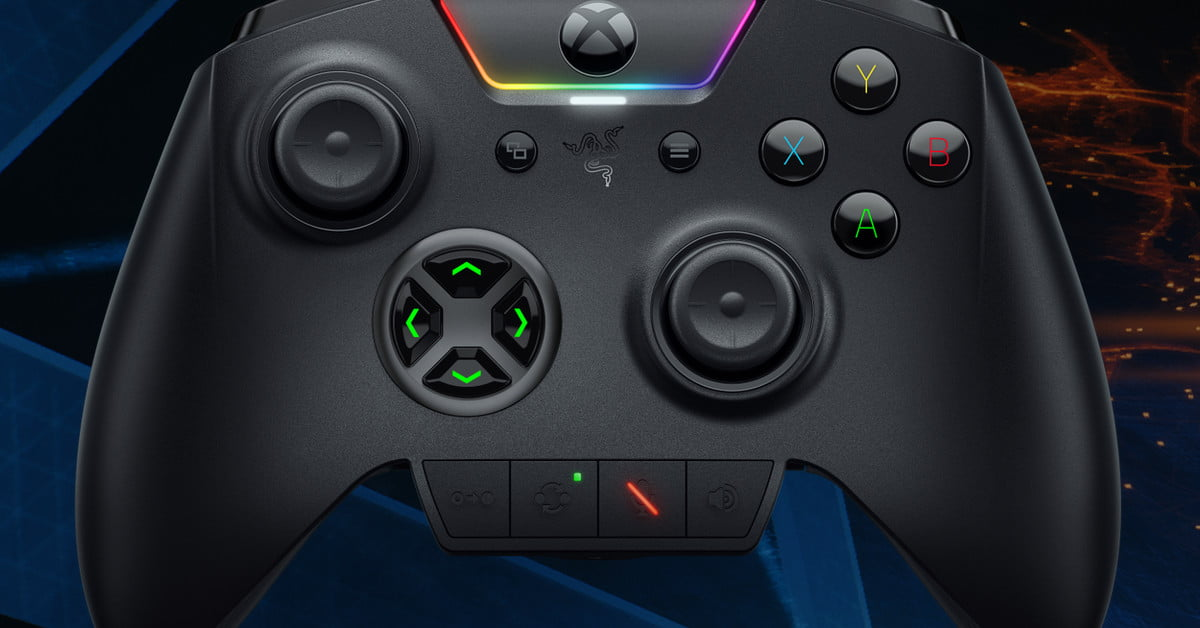 The Razer Wolverine Ultimate Sinks Its Claws Into Xbox One In September