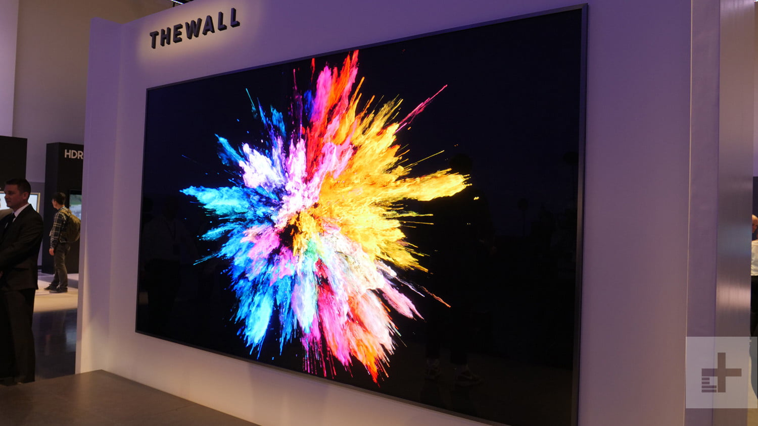 Samsung MicroLED : A fully Customizable TV