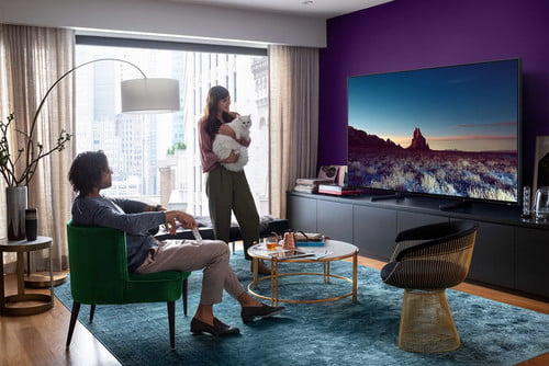Sharp Says It Will Show Off the World's Largest 8K LCD TV at