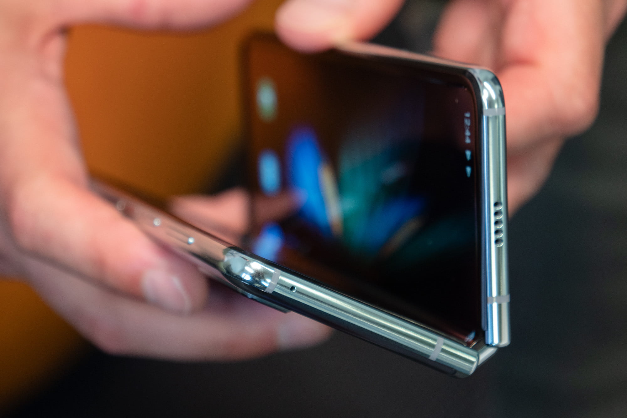 Samsung's $840 Foldable Phone?