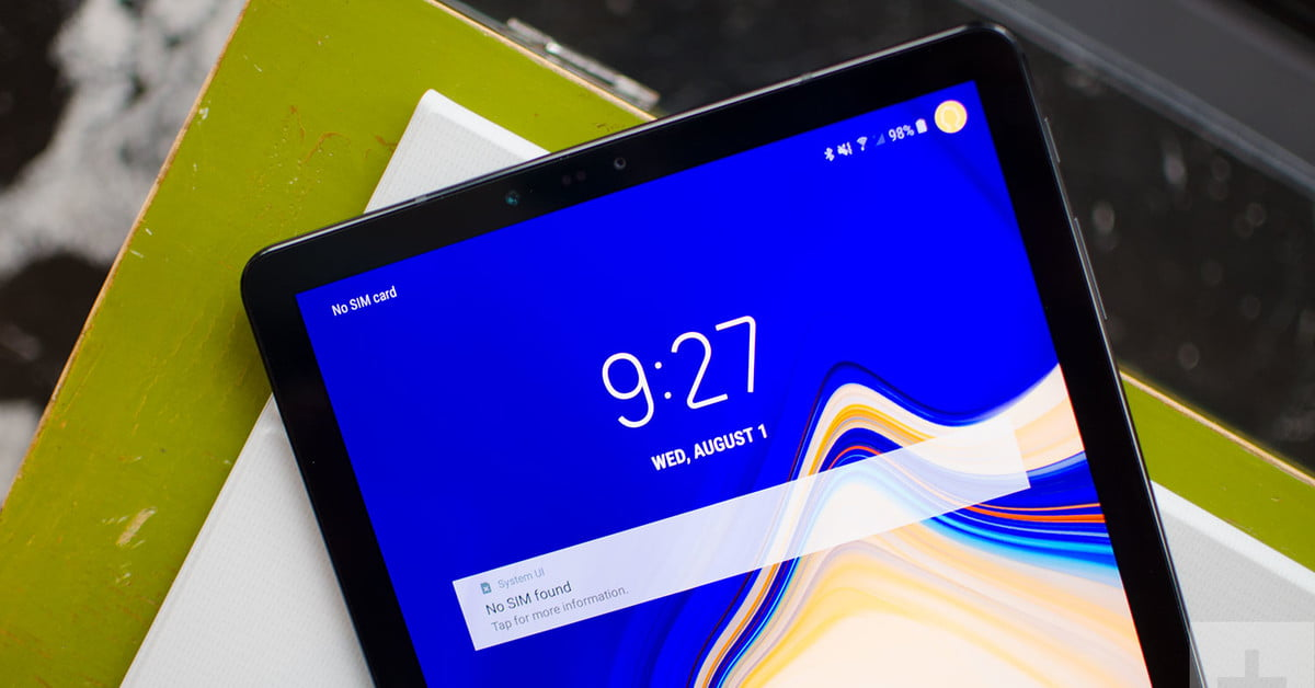 The rise and fall of the Android tablet