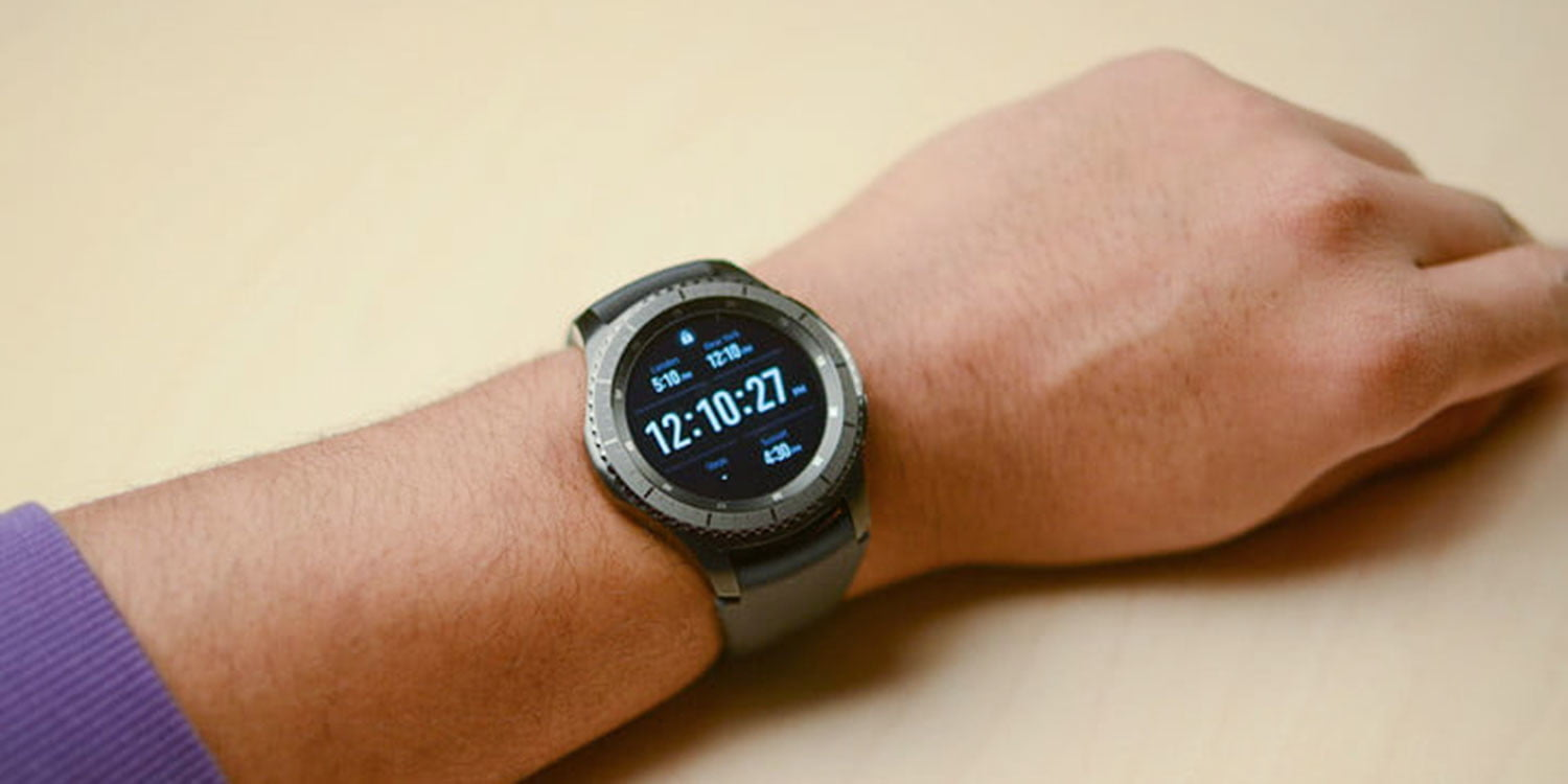 Amazon slashes $131 off Samsung Gear S3 Frontier, discounts other smartwatches