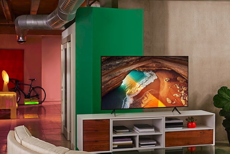 This 65-inch Samsung QLED 4K TV is the best Black Friday deal yet
