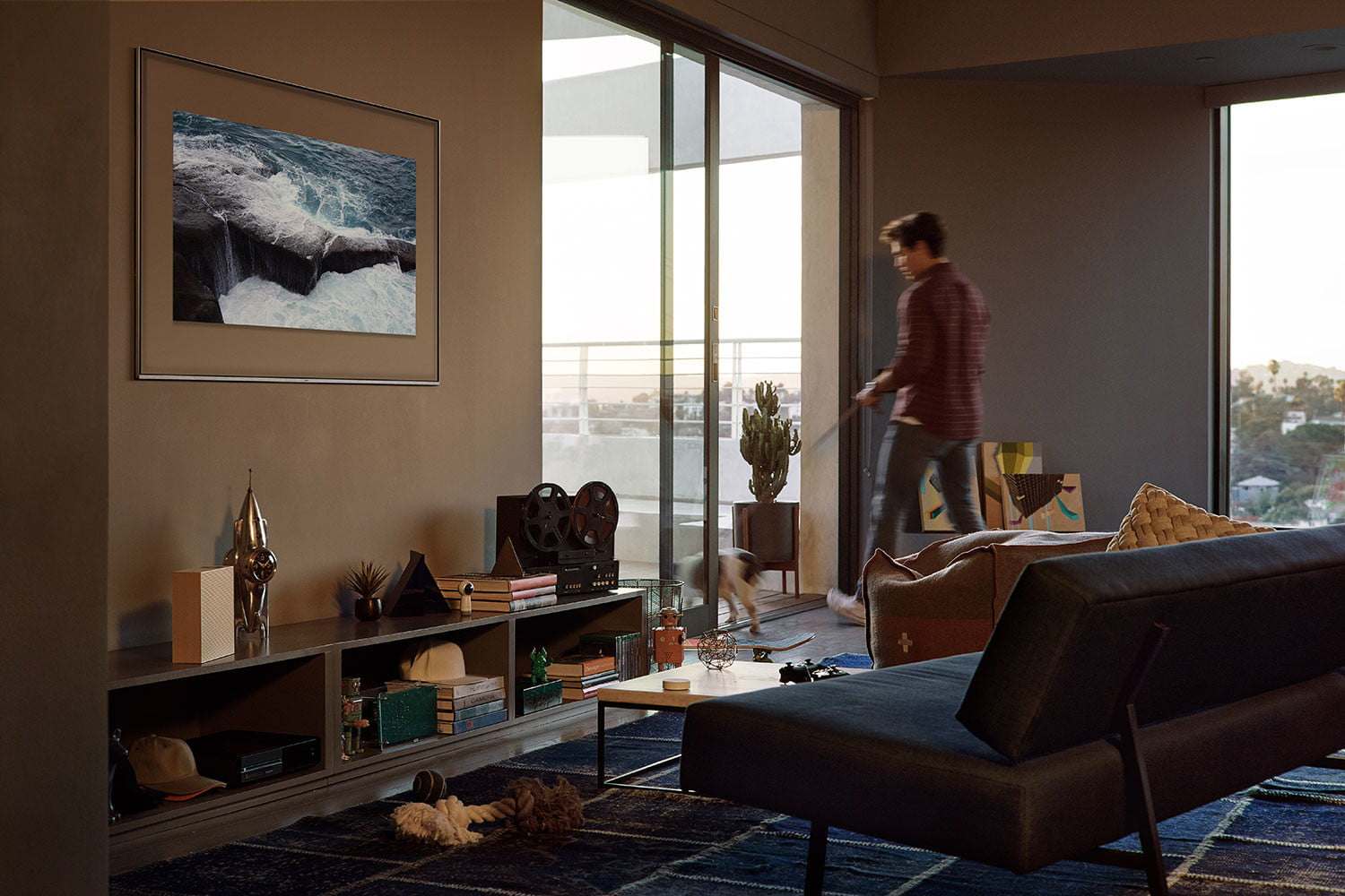 Samsung Unveils Its Home Entertainment Lineup For 2018