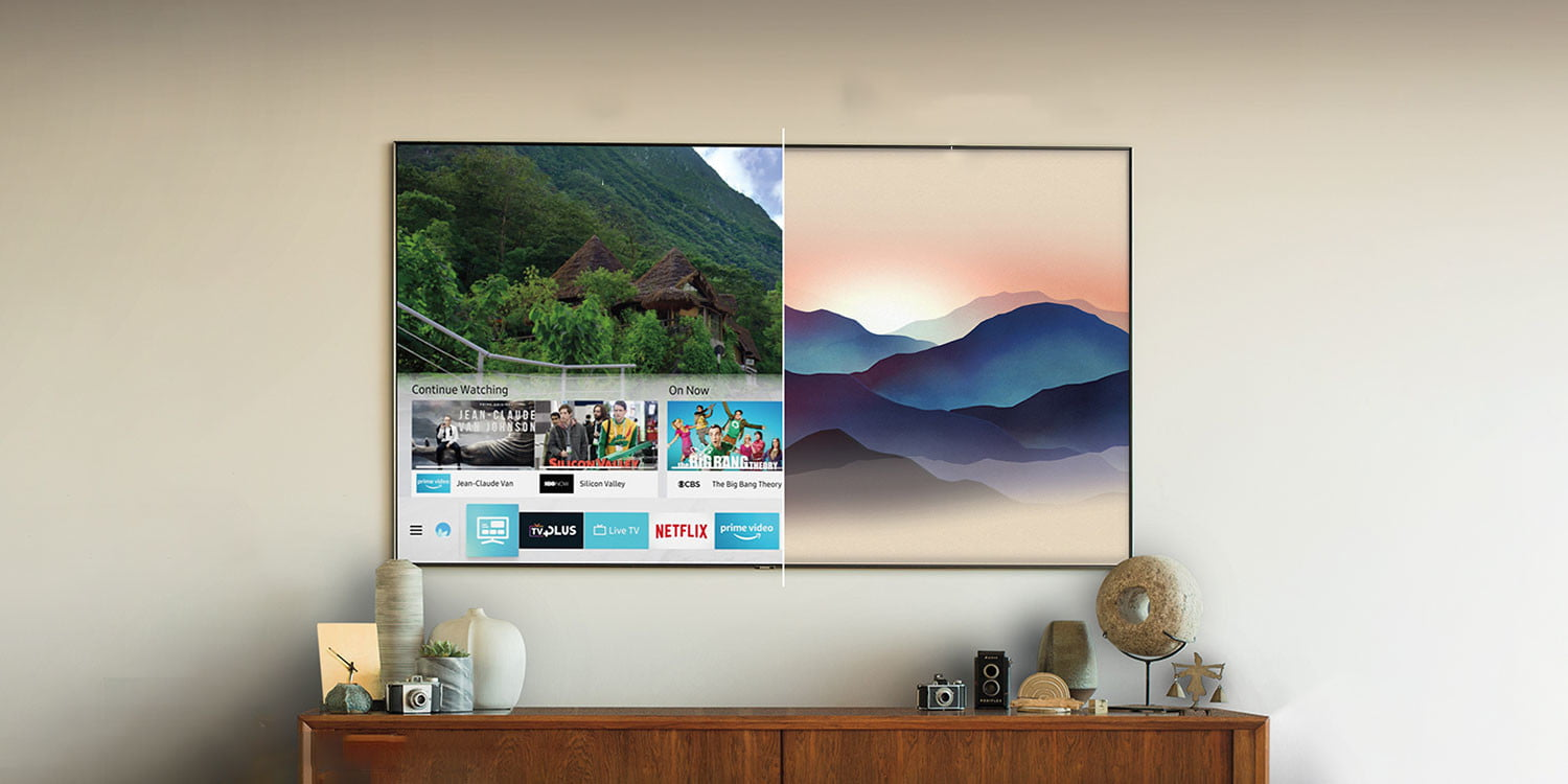 Save up to $1,400 when you buy a 65-inch Samsung QLED 4K TV on Amazon
