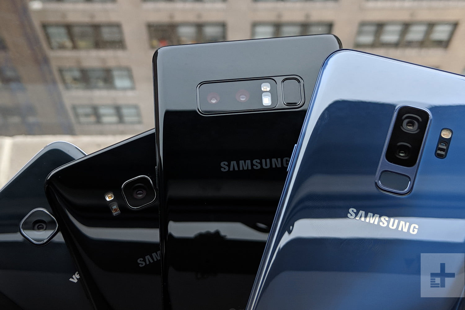 Camera Shootout: Samsung Galaxy S9 Plus vs  S8 vs  Note 8 vs