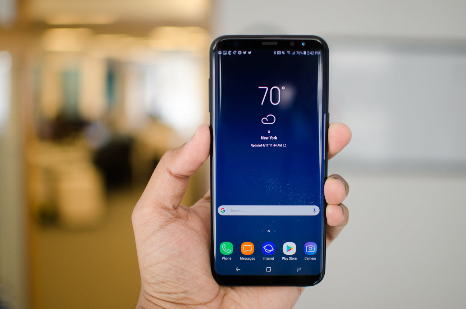 How to Factory Reset a Galaxy S8 or S8 Plus | Digital Trends