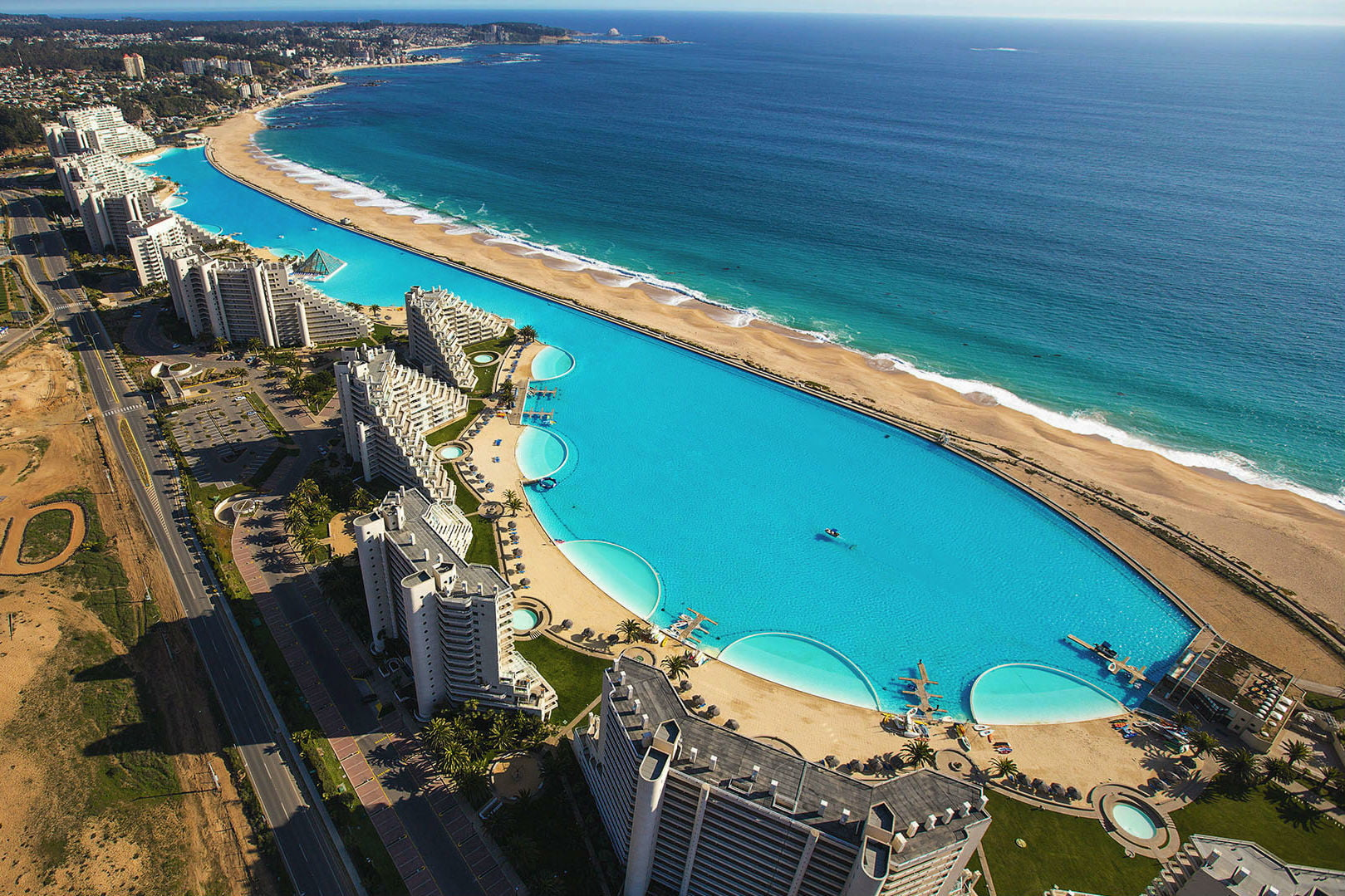 Largest Pool In Chile >> The Largest Pools In The World From Chile To France