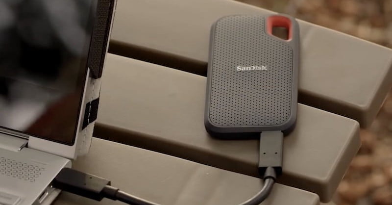 SanDisk Extreme Portable External SSD Gets Steep Discount on Amazon