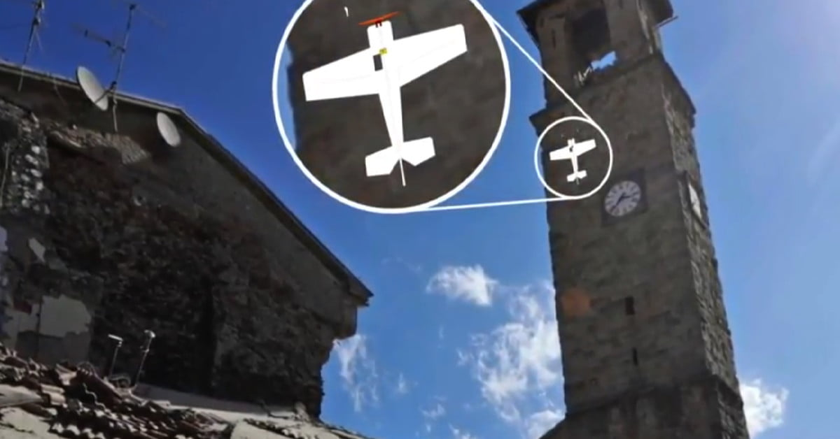 Innovative Drone Uses Microspines To Land Vertically On Walls