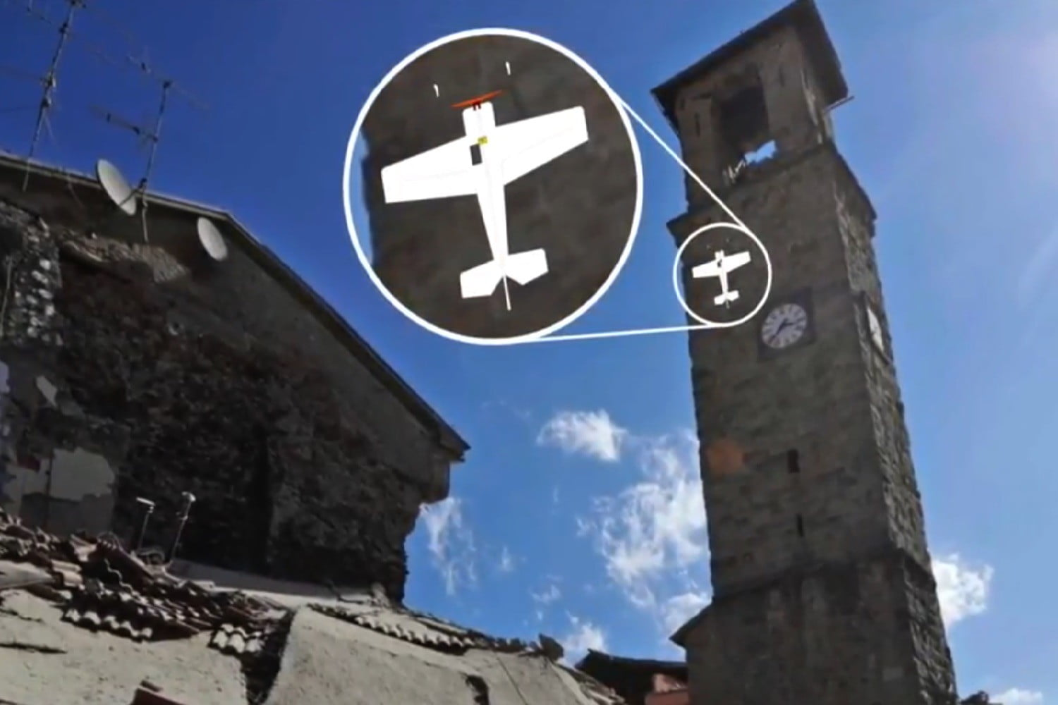 Innovative vertical-landing drone can stick to walls like a fly