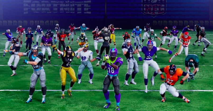 You'll soon be able to wear your favorite NFL jersey in 'Fortnite'