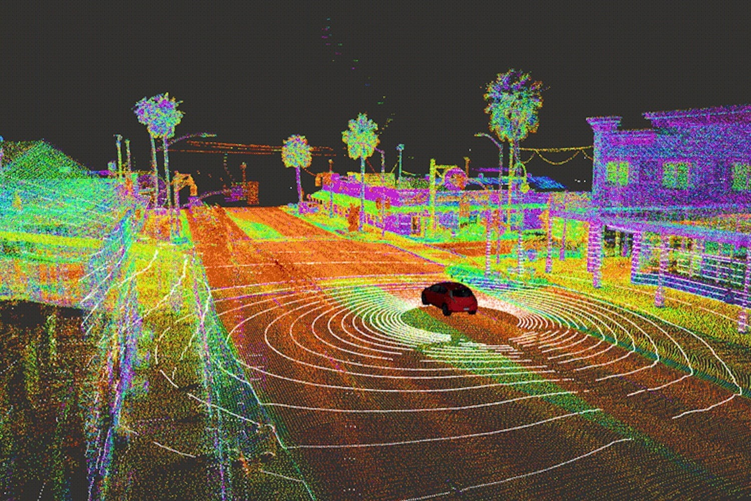How Cruise builds digital maps for its self-driving cars