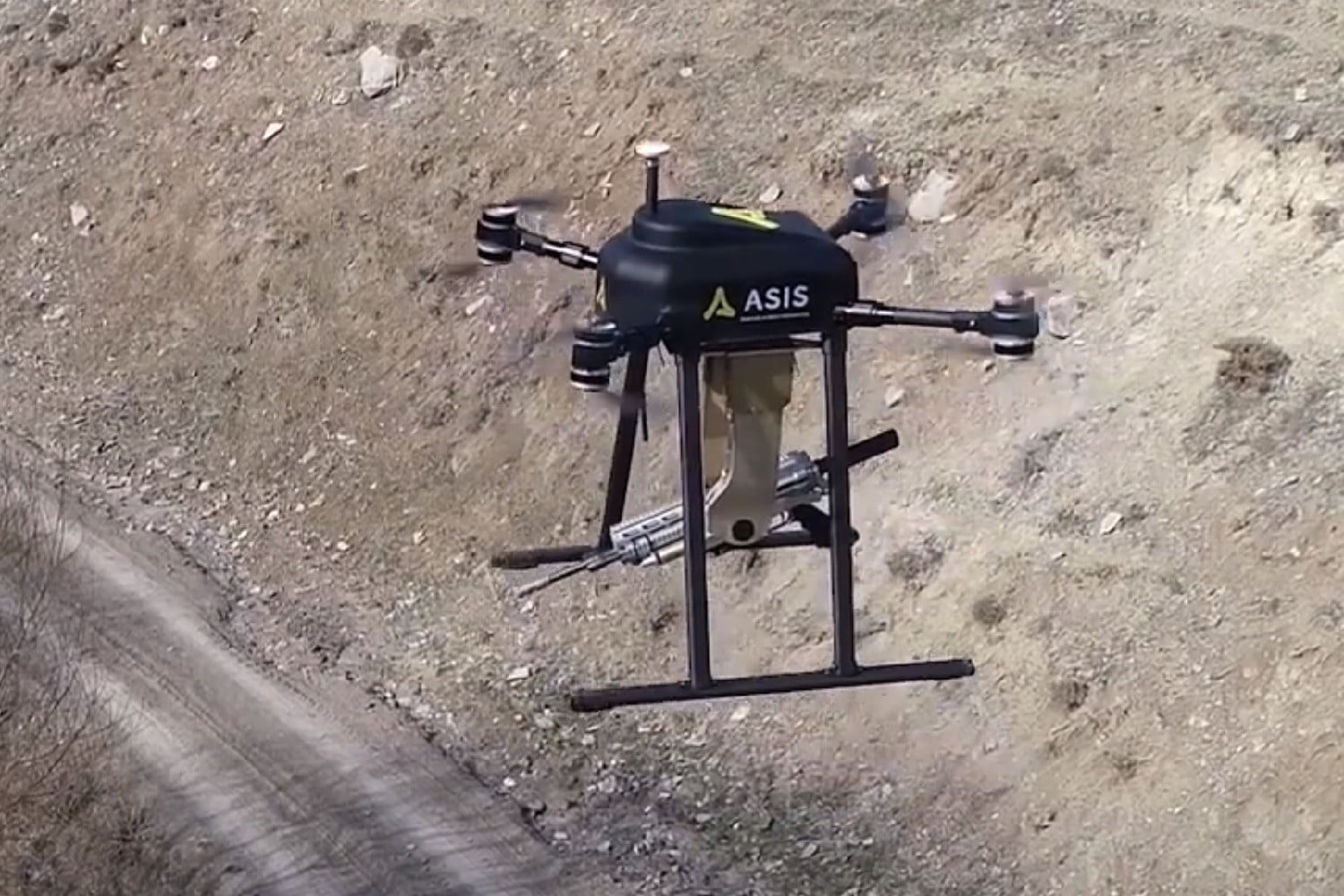 Turkey's new machine gun drones are proof that we live in a cyberpunk dystopia