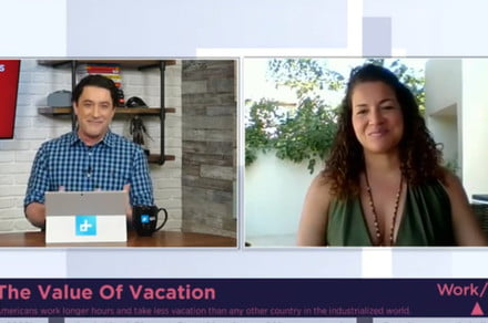 Work/Life: The Importance of Taking a Vacation