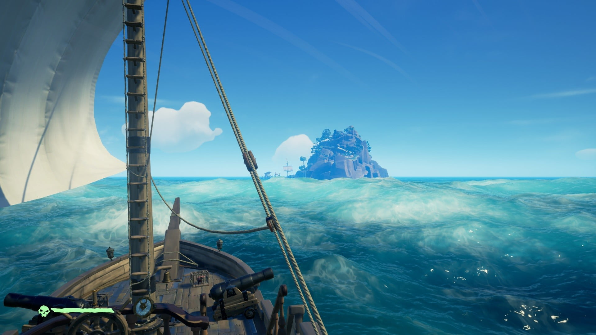 Sea Of Thieves Beginners Guide To Sailing And Plundering