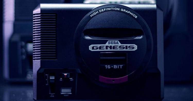 Sega Genesis Mini is 50% off for 4th of July — only $40