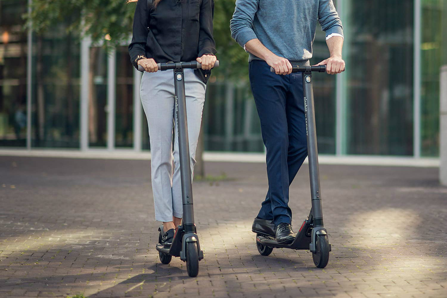 Get $100 Off the Segway Ninebot ES2 Electric Kick Scooter at