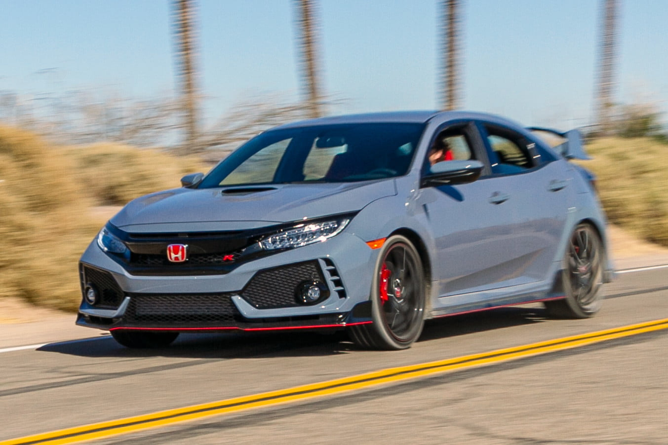 I Drove A Civic Type R To Sema And Saw The Future Of Car Culture Digital Trends
