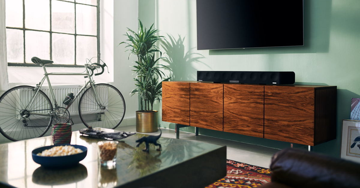 Sennheiser Says You Have to Hear Its Ambeo Soundbar At CES 2019 to Believe It