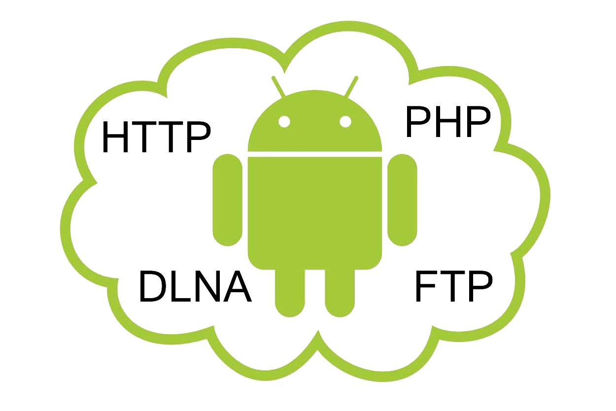 How to Turn Your Android Device into a Web, FTP, or Media