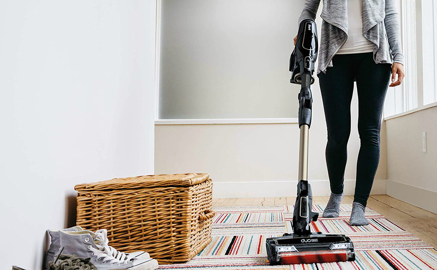 Amazon slashes the price of the Shark ION F80 cordless stick vacuum by $150