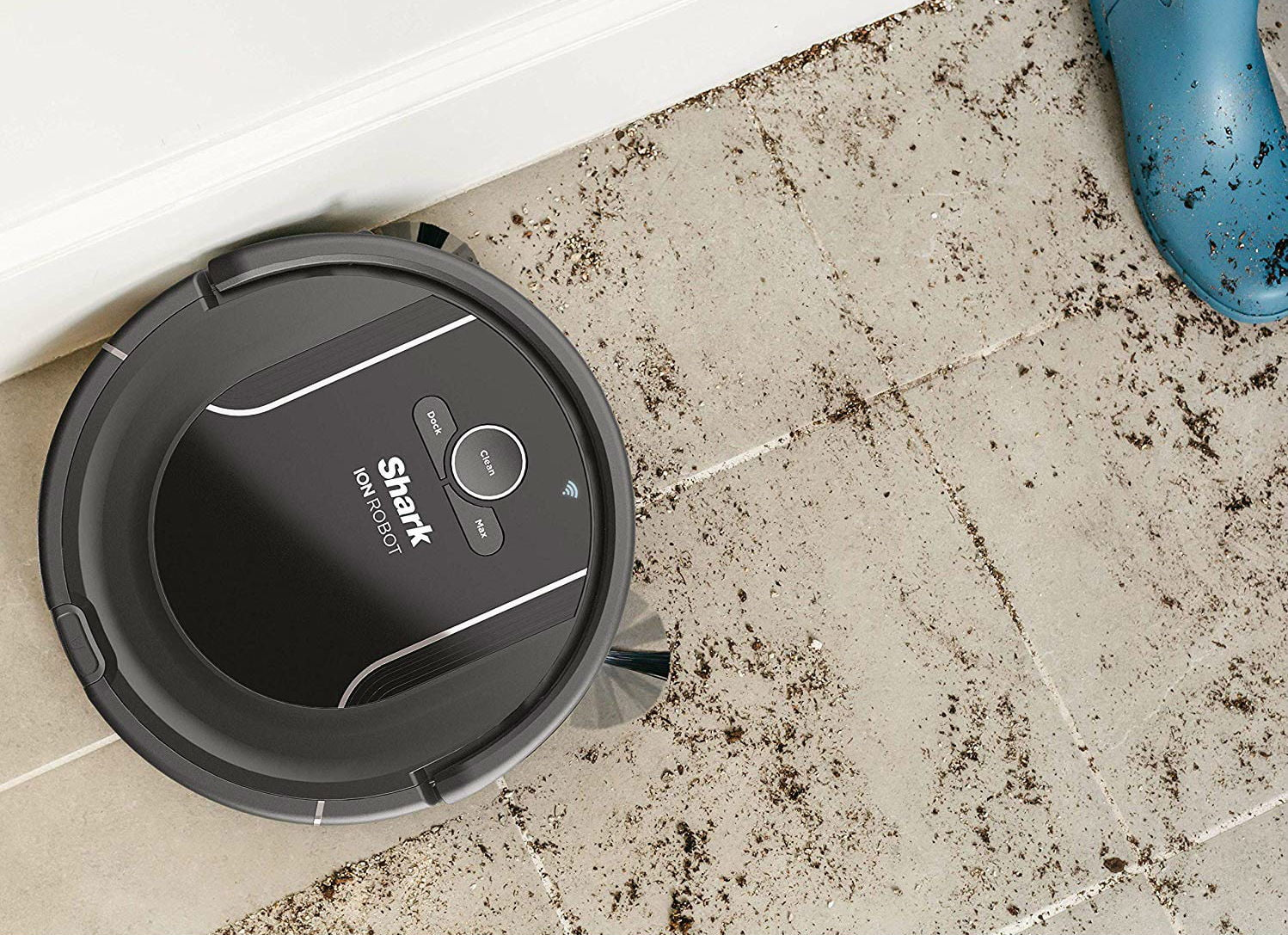 Amazon Black Friday deal: Save 50 percent on the Shark ION robot vacuum