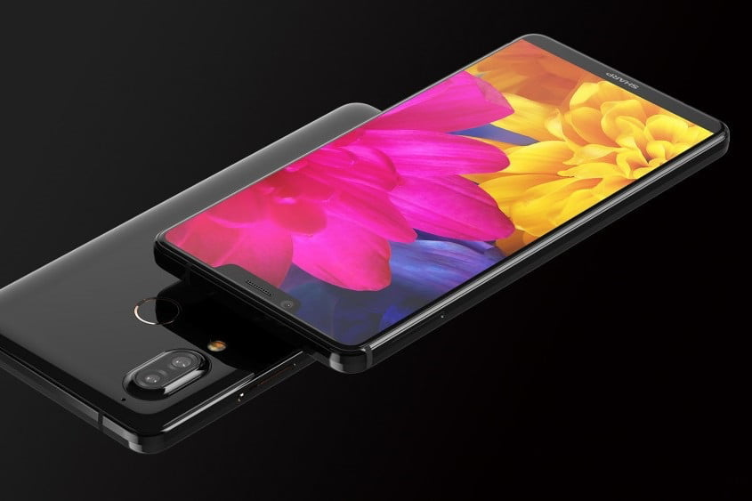 Sharp Jumps Back Into Smartphone Market With Trio Of