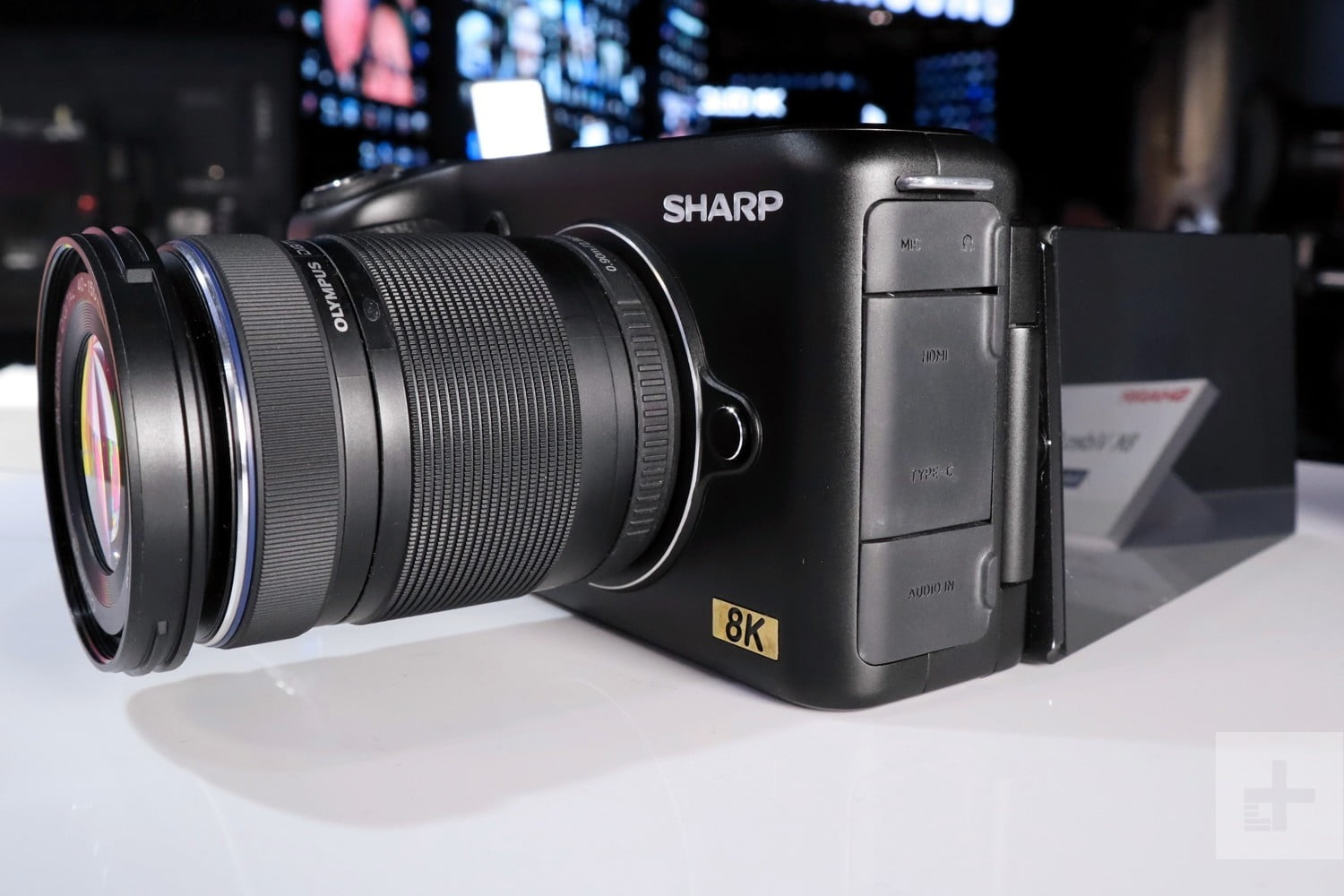 Sharp's 8K Camera Prototype May Actually Be Affordable