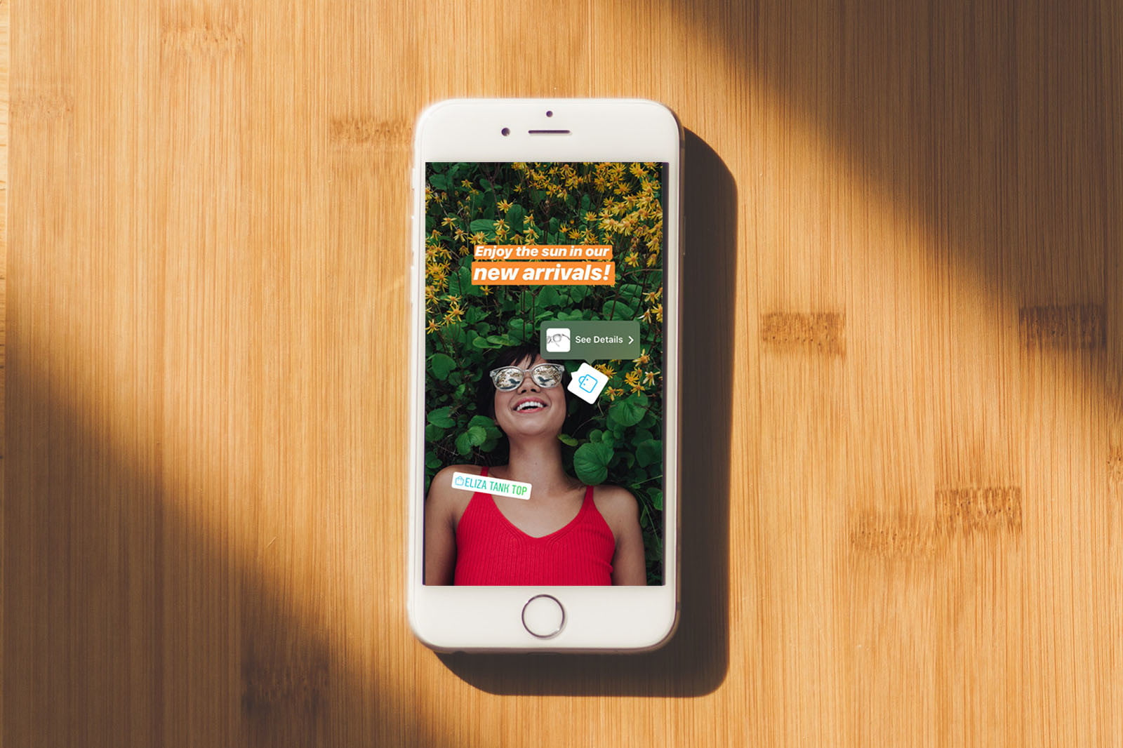 Shop Stories, Not Stores, With Instagram's Latest Update