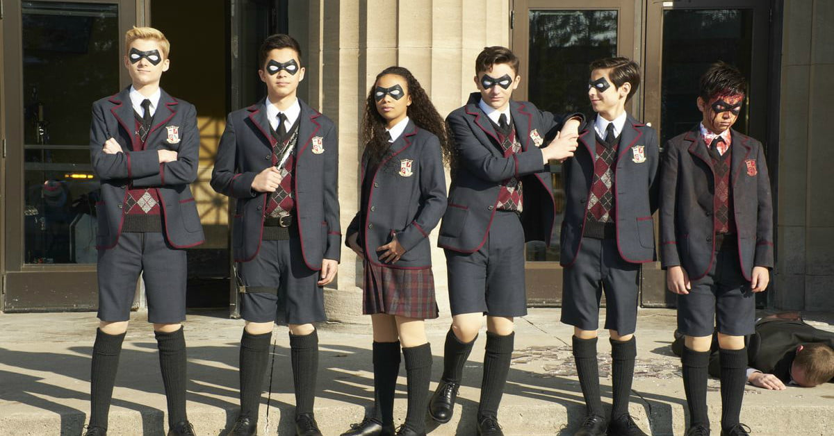 Netflix Teases Time-Twisting Season 2 of Umbrella Academy | Digital Trends
