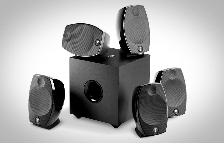 Focal's new Sib Evo speakers make it easy to dive into Dolby Atmos