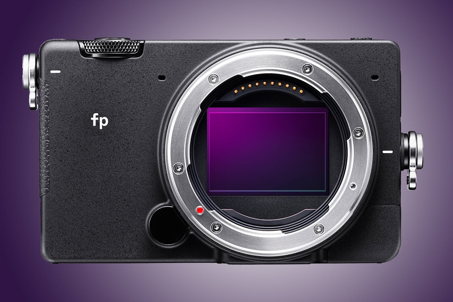 The smallest full-frame mirrorless Sigma Fp is also one of the cheapest