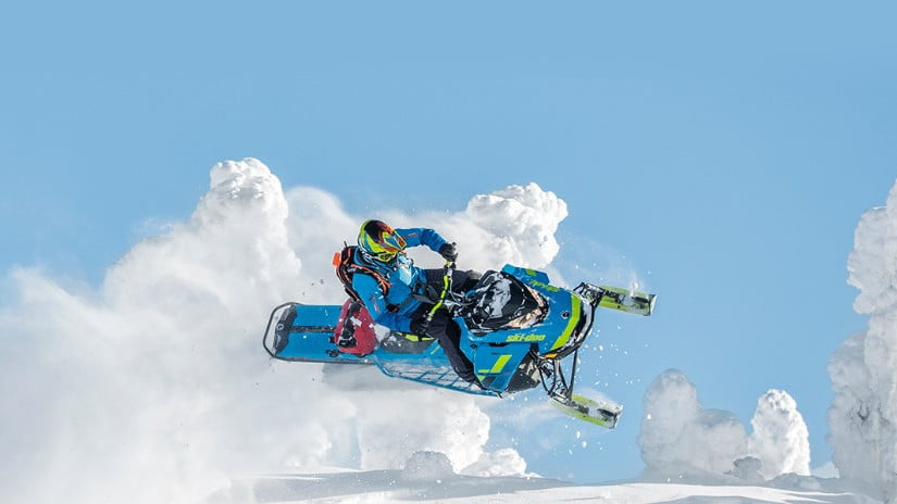 Ski-Doo Sheds Some Weight With Its New Ultracapacitor