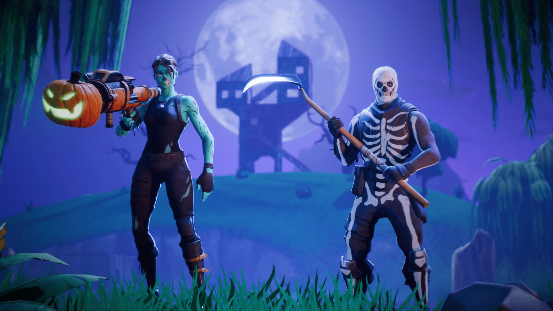 Fortnite Halloween Event Could Bring Back The Skull Trooper