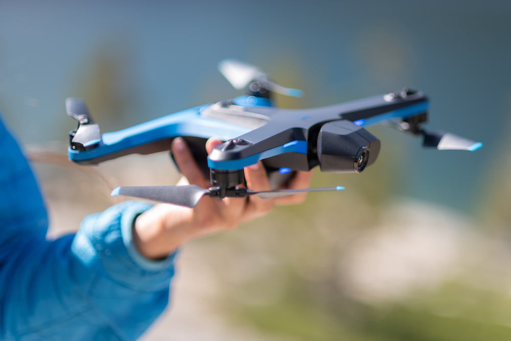 Skydio's new auto-follow drone is basically a flying A.I. cinematographer