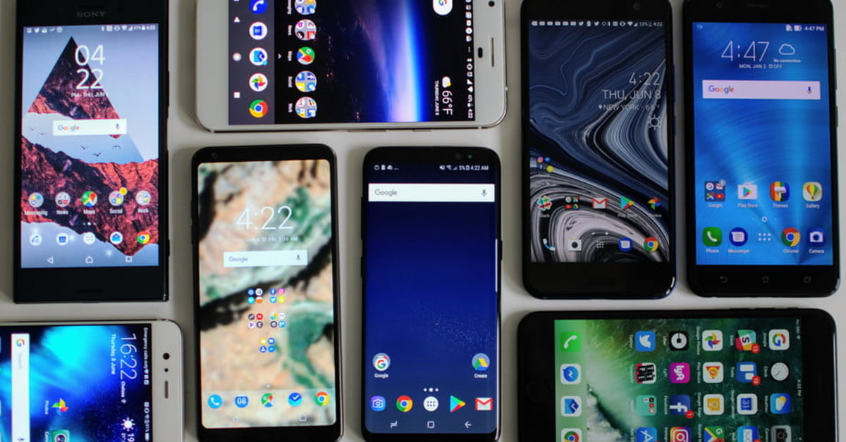 How to Choose a Smartphone by Brand, Carrier, or Features ...