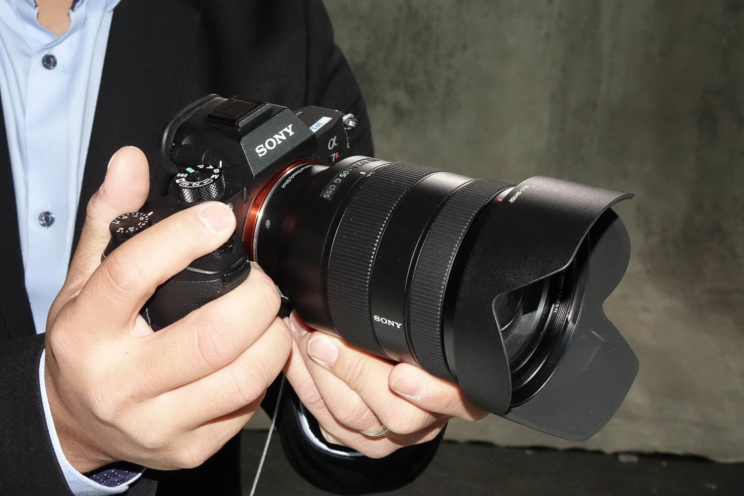 The New Sony a7R III Balances High Speed With High
