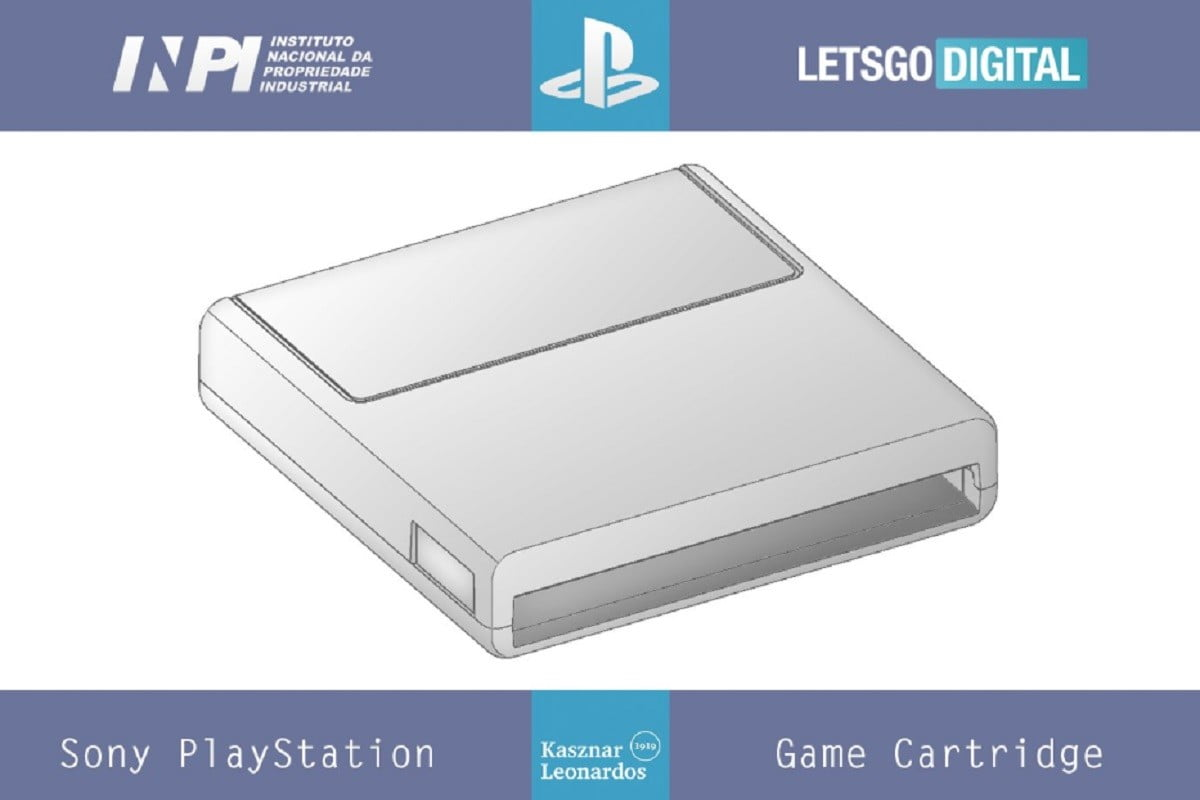 Sony cartridge patent found: PlayStation 5 feature, or PlayStation Vita sequel?