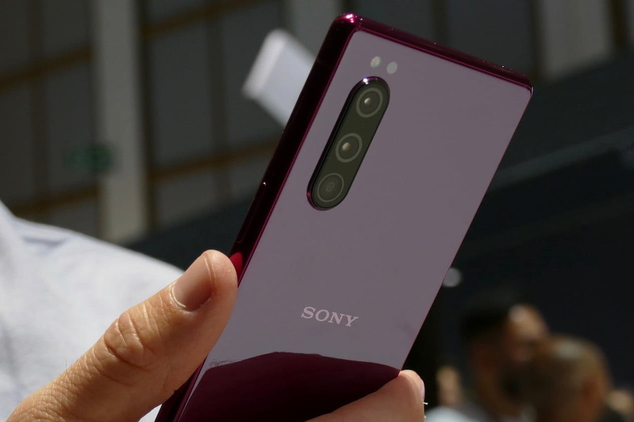 How Sony's camera guru is transforming Sony Mobile, starting with the Xperia 5