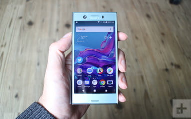 Sony Xperia XZ1 Compact Review | Digital Trends