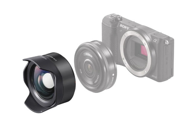 sony strengthens full frame a7 cameras with new macro and zoom lenses vcl ecu2 sel20f28