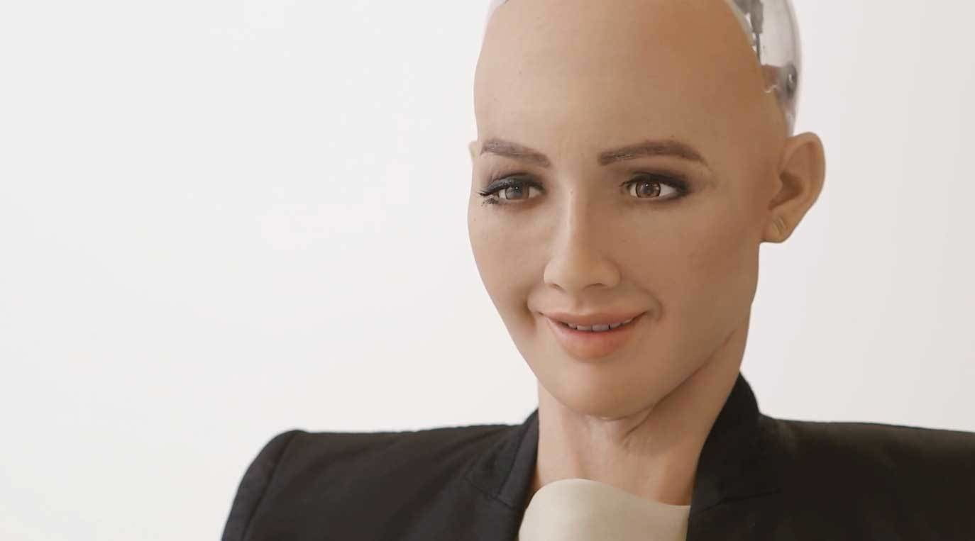 Sophia the lifelike robot is now a citizen – does she still want to kill us all?