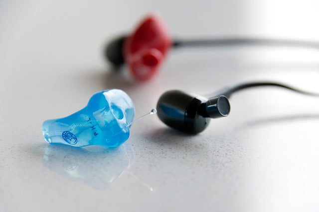 soundmold eartips earbud