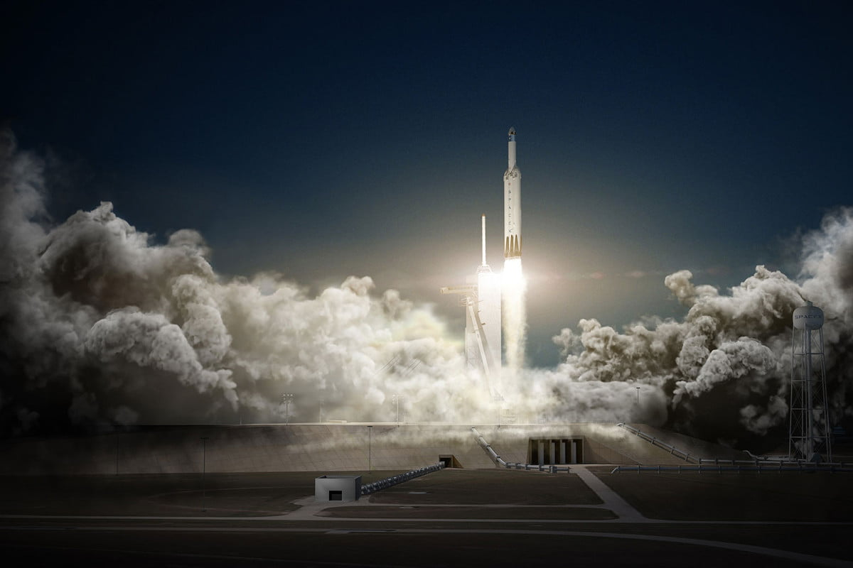 The next clash of Silicon Valley titans will take place in space