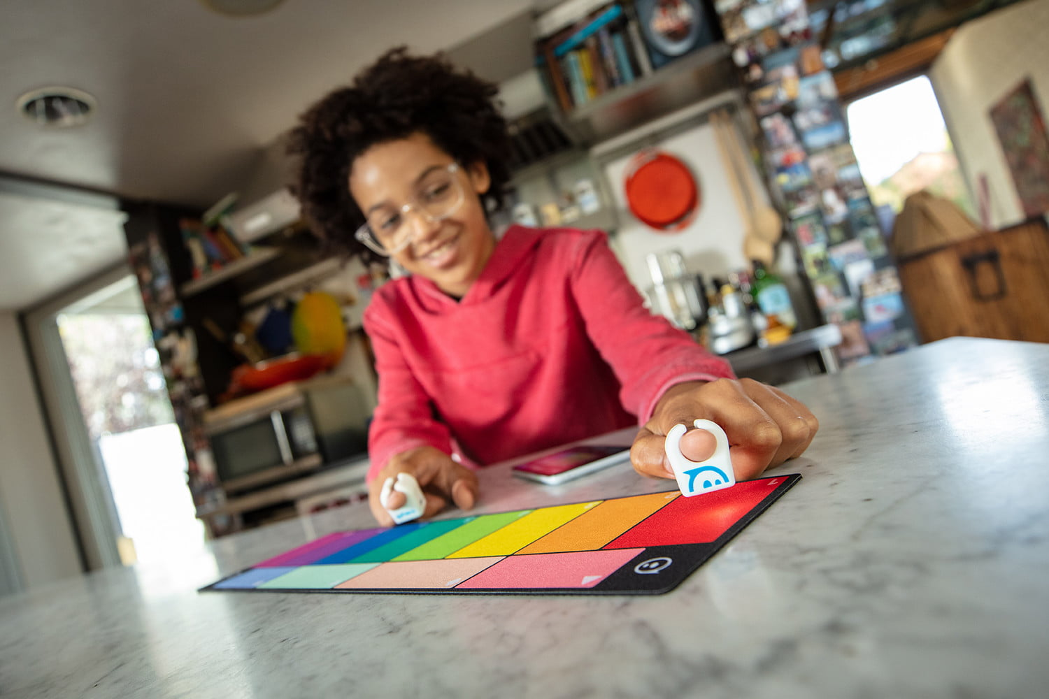 Sphero's Specdrums let you drum up a symphony of sound with colors